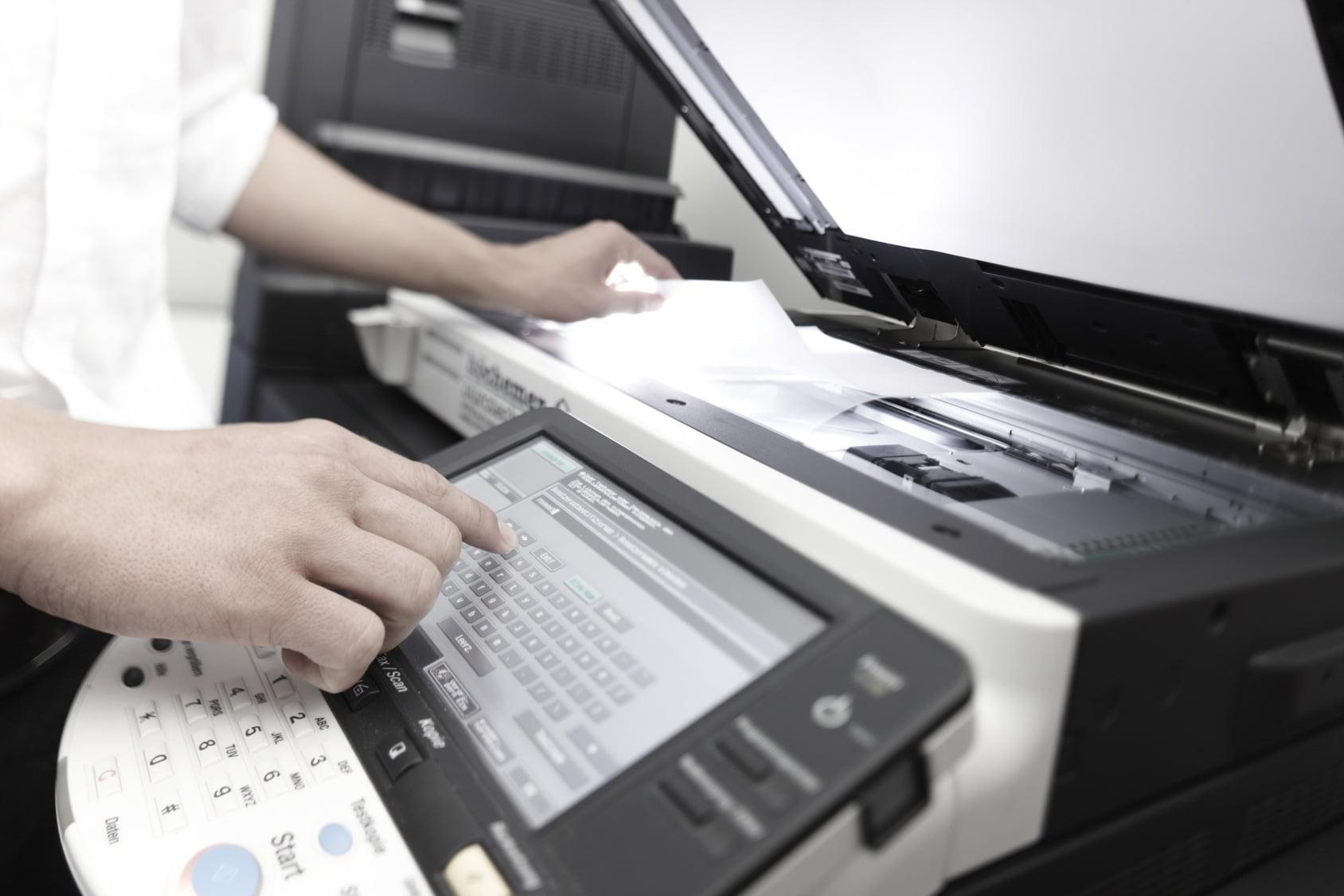 Büro und Kopiertechnik NRW - Andres Data
