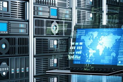 IT-Infrastrukturaufbau mit Andres Daten aus NRW