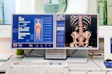 Medizintechnik - Krankenhausausstattung mit Netzwerklösungen und PC Hardware - Andres Data