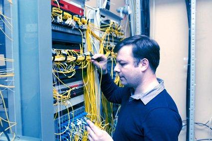 Der Netzwerkspezialist, Netzwerkprofi, ITler - Andres Data aus Sassenberg